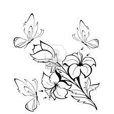 Dibujos De Flores Dibujos Para Pintar De Rosas Fondos De
