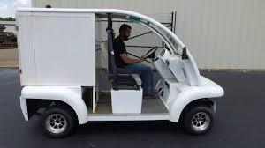 100 Electric Mini Truck Star Vehicle 2012 Enclosed Storage Tag 55177