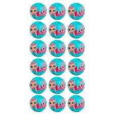 LOL Surprise Doll Series 1 Sidekick 18 Pack Lil Sisters Mermaid Figures MGA