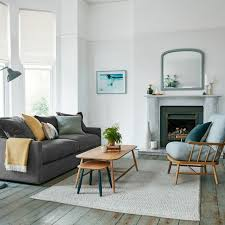 Photo Of A Traditional Living Room In London