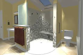 Bath & Shower: Designing Handicap Showers For Disabled Home Design ... Bathroom Unique Showers Ideas For Home Design With Tile Shower Designs Small Best Stalls On Pinterest Glass Tags Bathroom Floor Tile Patterns Modern 25 No Doors Ideas On With Decor Extraordinary Images Decoration Awesome Walk In Step Show The Home Bathrooms Master And Loversiq Shower For Small Bathrooms Large And Beautiful Room Photos