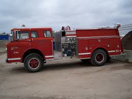 100 Ford Fire Truck 1981 C7000 Fire Truck Wdonor Cab BMT Members Gallery