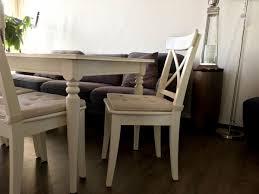 6 stühle für esszimmer ikea ingolf wei in 88045