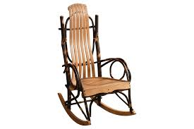 100 Jumbo Rocking Chair Hickory Available In Standard Oversized Overtall
