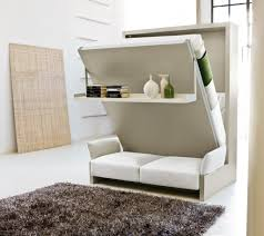 Space Saver Desk Uk by Ulisse Bed And Desk Space Saving System Amazing White Bed Desk