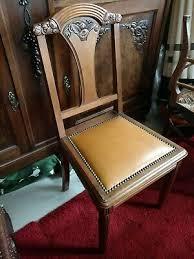 1 a 6 stühle esszimmer frankreich gründerzeit deco