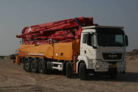 100 Concrete Pumper Truck Pump 52 M By MG CONCRETE PUMPS