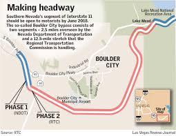 Halloween City Las Vegas Nv by Breathtaking U0027 View Highlights Coming Interstate Linking Las Vegas