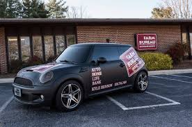 Vehicle Wraps, Car Signs, Graphic Lettering, & Magnets