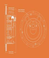 Polk Ceiling Speakers India by Polk Audio V60 High Performance Vanishing In Ceiling Speakers