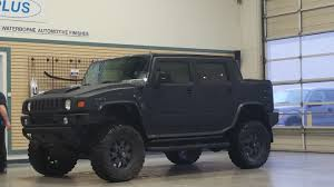 Gloss Black Or Bed Liner - Page 2 - Hummer Forums - Enthusiast Forum ...