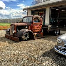 Cumminspowered White Laid Out With @accuair @outlawedres… | Rat Rods ...