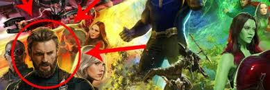A Revealing Analysis Of Captain Americas New Beard In Infinity War