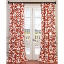 Lush Decor Belle Curtains by Half Price Drapes Sri Lanka Twill Single Curtain Panel U0026 Reviews