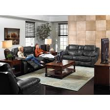 Flexsteel Power Reclining Couch by Sofas Center Exhilaration Chocolate Seat Reclining Sofa W Power