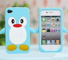 Cute iPhone 4 cases as low as $2 shipped Happy Money Saver