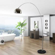 Modern Overhanging Floor Lamps by Arc Floor Lamp Ebay
