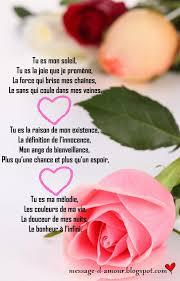 d amour jolies poèmes d amour message d amour