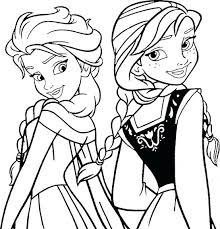 Some Of My Favorite Frozen Coloring Book Pages To Color In Anna And Elsa Hugging