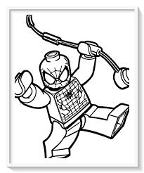 Spiderman Para Colorear Pdf 🥇 Biblioteca De Imágenes Online