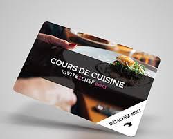 carte cadeau cours de cuisine cartes cadeaux offrez un chef à domicile à vos proches