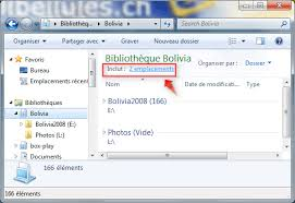 bureau disparu windows 7 windows 7 utilisation et gestion des bibliothèques libellules ch