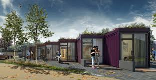 100 Houses Built From Shipping Containers The UKs Solution For Affordable Housing