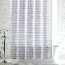 Grey And White Chevron Curtains Uk by Terrific Gray Shower Curtains Skyline Grey Shower Curtain Grey And