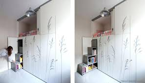 chambre de 9m2 amenager chambre 9m2 chambre de bonne 8 m2 kitoko 02 amenagement