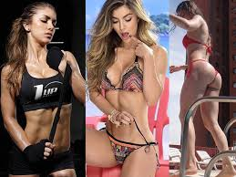 Anllela Sagra Workout Fitness for Bikini Toned Body