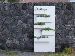 pour mur exterieur deco mur exterieur jardin gelaco