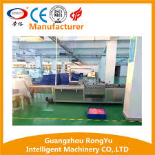 led bulb automatic cartoning machine with automatic pc cover