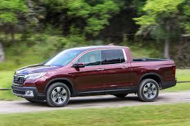 2017 Detroit Auto Show Honda Ridgeline Wins Truck of the Year