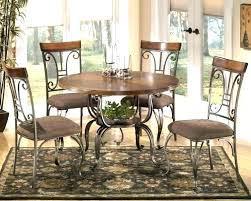 Round Kitchen Wooden Table And Chairs Dining Sets Wood