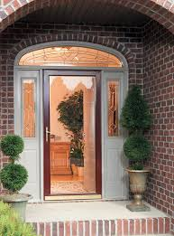 Single Patio Door Menards by Door Quick And Easy Installation With Lowes Storm Door U2014 Kool Air Com