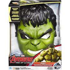 Halloween Voice Changer by Marvel Avengers Hulk Voice Changer Mask