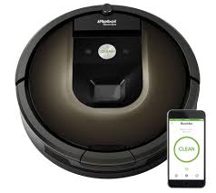 Roomba For Hardwood Floors by Irobot Roomba 980 Robotic Vacuum Page 1 U2014 Qvc Com