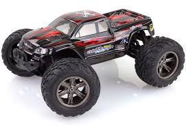 9115 | Xinlehong 1/12 Challenger Electric 2WD Off Road RC Monster Truck
