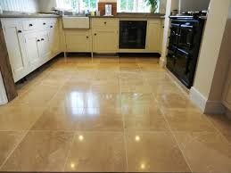 imposing kitchen floor cleaning on floor intended for travertine