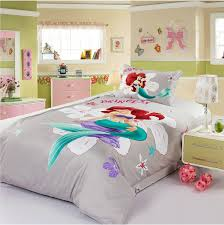 little mermaid toddler bed girly mermaid bedding sets all