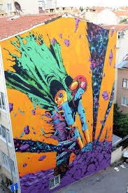 Famous Spanish Mural Artists by 66 Best Street Art Images On Pinterest Street Art Html And