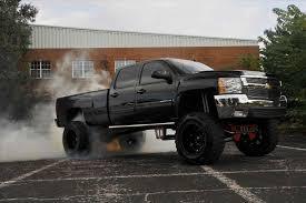 Silverado Hdrhtrucktrendcom A New Jacked Up Chevy Trucks Second ...
