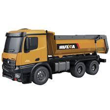 100 Kids Dump Truck Remote Controlled Die Cast