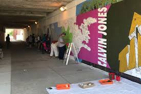 Big Ang Mural Unveiling by New Mural To Be Unveiled In Woodlawn On Nov 9 Woodlawn