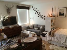 Small Studio Apartment Decorating Ideas With Simple Single Bed And