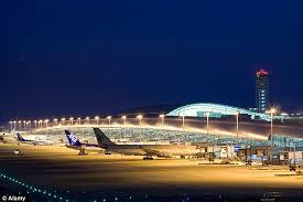 Kansai Airport Japan Sinking by Malaysia Flip Flop Japan U0027s Kansai Hub