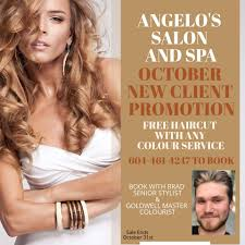 100 Angelos Spa Is It Time For Change Please Mention Salon And