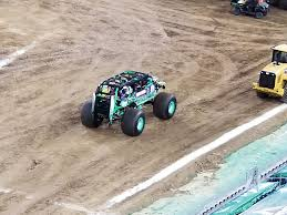 Took My 5yo To A Monster Truck Show - TheITbaby