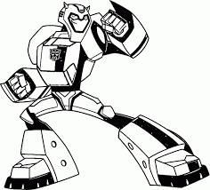 4 Coloriage Transformers Bumblebee 00860 Rafa Examples