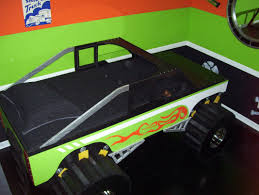 Monster-truck-toddler-bed-8 | Bestnewtrucks.net Monster Truck Toddler Bed Stair Ernesto Palacio Design Bedroom Little Tikes Sports Car Twin Plastic Fire Color Fun Vintage Ford Pickup Truck Bed For Kid Or Toddler Boy Bedroom Kidkraft Junior Bambinos Carters 4 Piece Bedding Set Reviews Wayfair Unique Step 2 Pagesluthiercom Luxury Furnesshousecom 76021 Bizchaircom Boys Fniture Review Youtube Nick Jr Paw Patrol Fireman And 50 Similar Items